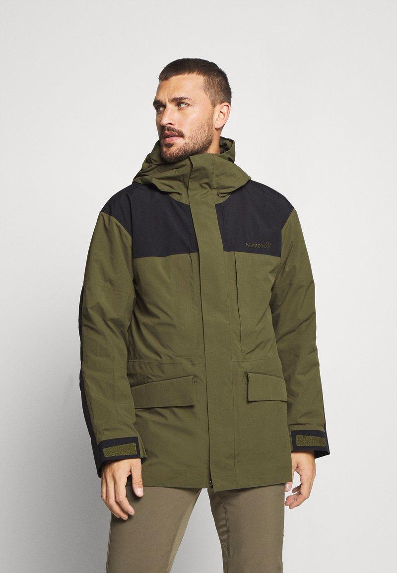 Norrøna - GORE-TEX OUTDOOR COAT - Winter jacket - khaki