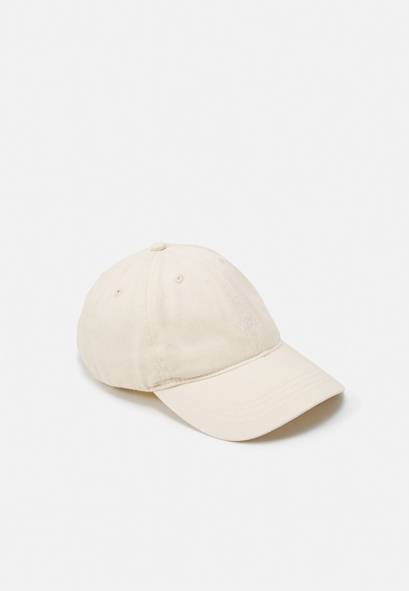 Wood Wood - LOW PROFILE UNISEX - Cap - off white