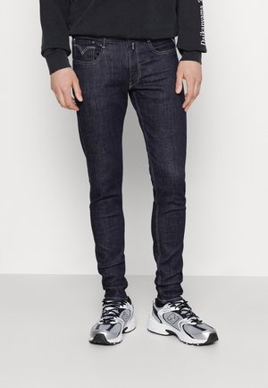 BRONNY AGED  - Jeans Tapered Fit - dark blue