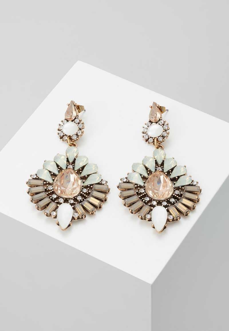 ONLY - ONLBIRDYLY EARRINGS - Oorbellen - gold coloured