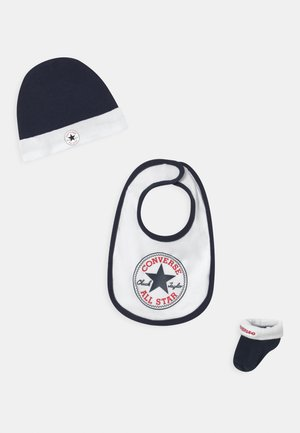 CHUCK INFANT SET UNISEX - Bonnet - obsidian