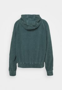 BDG Urban Outfitters - HOODED JACKET - Light jacket - teal - 1