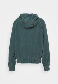 BDG Urban Outfitters - HOODED JACKET - Lett jakke - teal - 1
