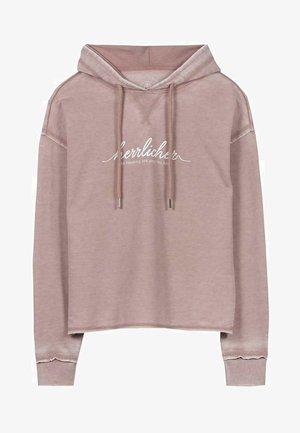 Hoodie - pink