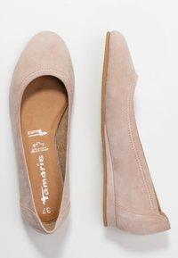 Tamaris - Ballet pumps - old rose - 3