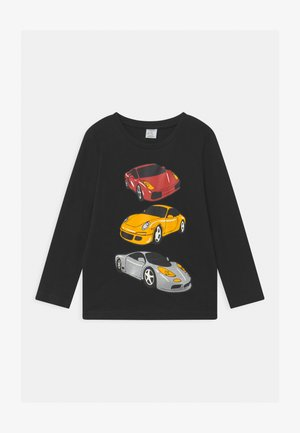 RACER CARS - Langærmede T-shirts - off black