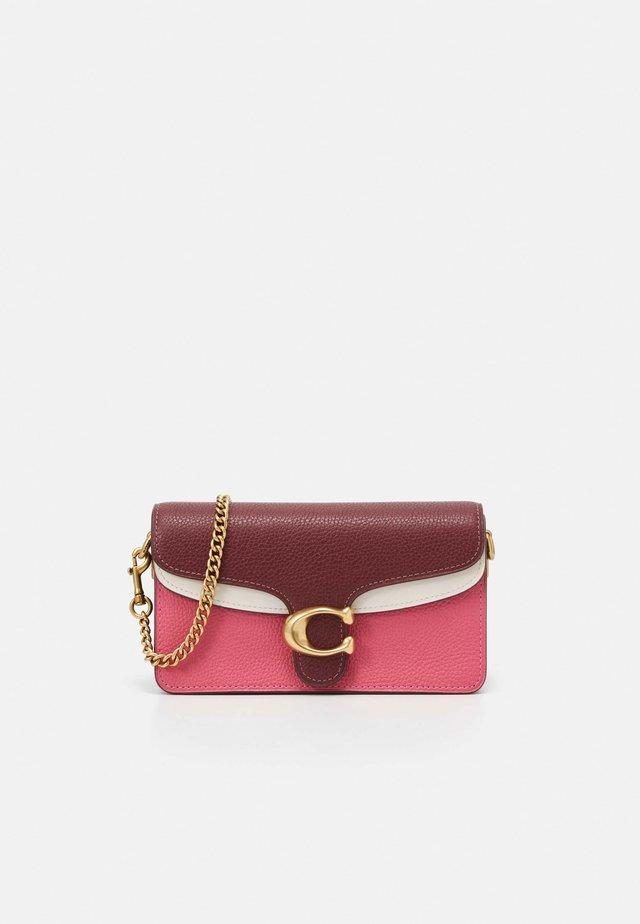 COLORBLOCK TABBY CROSSBODY - Across body bag - confetti pink/multi