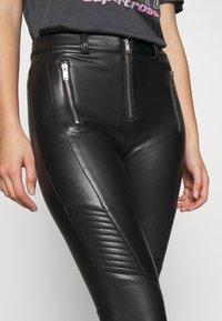 Topshop - Trousers - black - 4