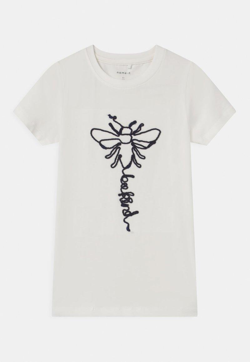 Name it - NMFDABEE - T-shirts print - snow white
