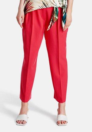 Trousers - watermelon