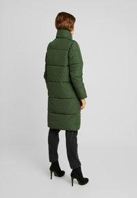 JDY - Classic coat - rifle green - 2
