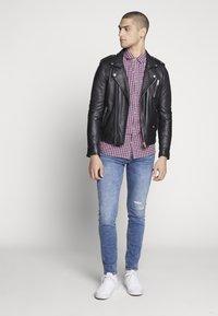 Jack & Jones - JJIGLENN JJORG - Slim fit jeans - blue denim - 1
