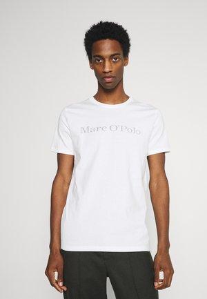 SHORT SLEEVE - Print T-shirt - off-white