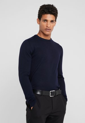 CHARLES CREW NECK - Jumper - dark navy