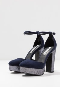 Even&Odd - Zapatos altos - dark blue - 4