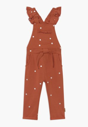 MADELEINE OVERALL - Dungarees - rusty
