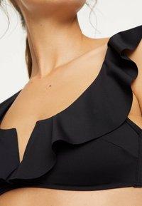 OYSHO - Bikini top - black - 4