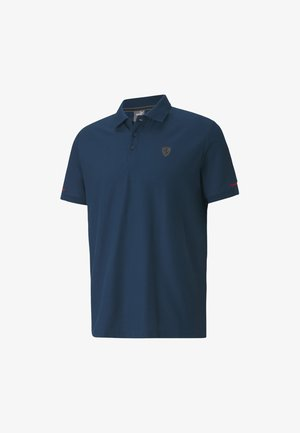 SCUDERIA FERRARI - Polo shirt - gibraltar sea