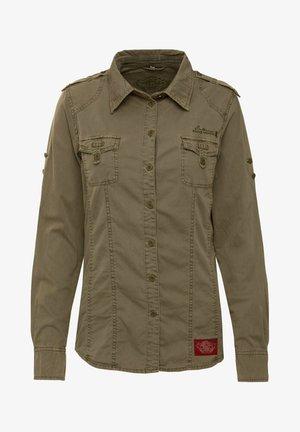 CARGO-STIL - Button-down blouse - new khaki