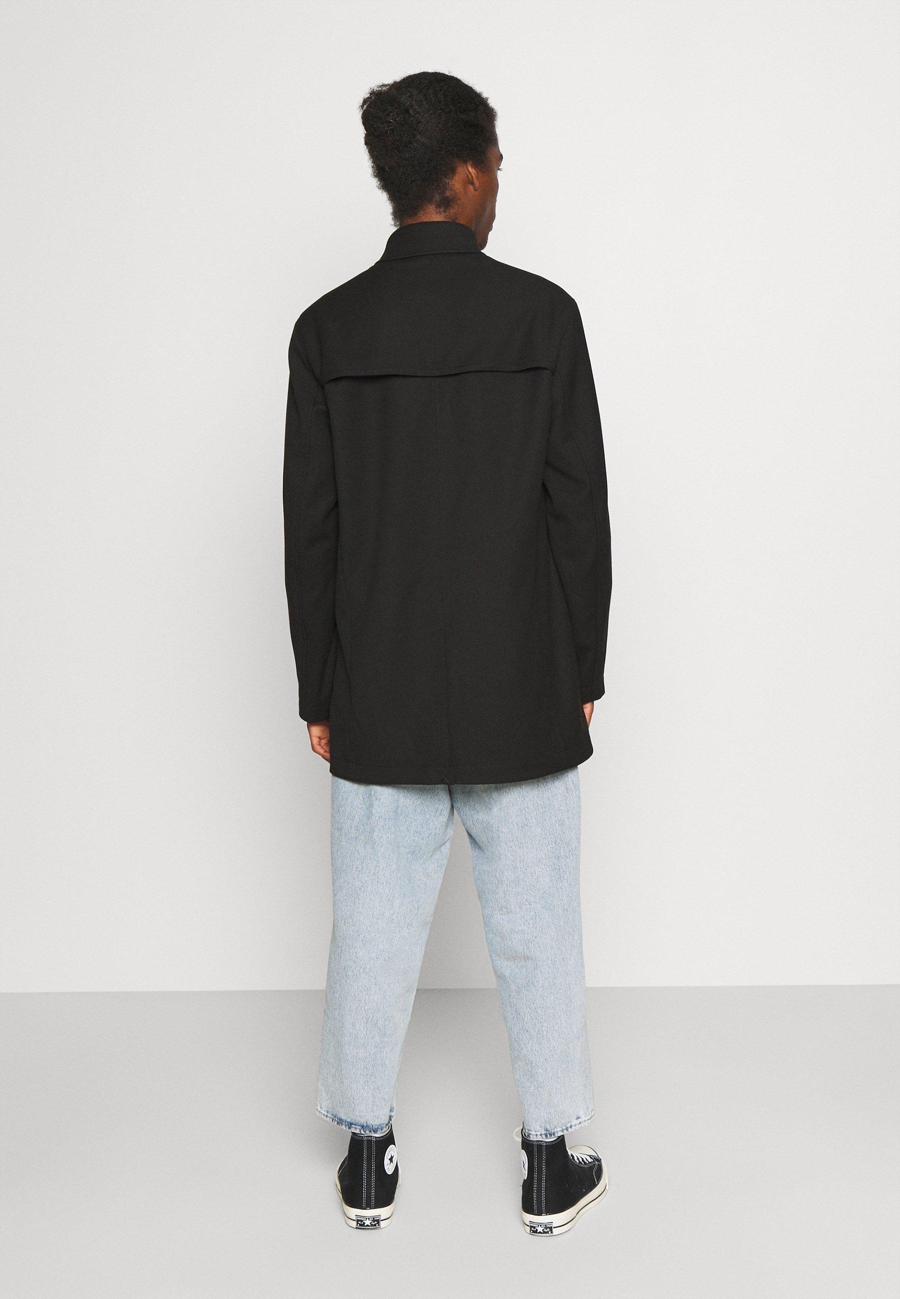 Homme SLHDRAPER COAT - Manteau court