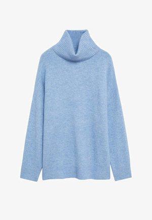TALDORAC - Stickad tröja - blau