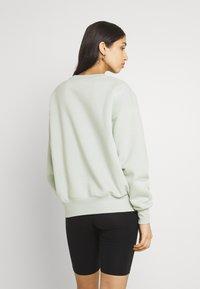 Gina Tricot - DAPHNE  - Sweatshirt - pale aqua - 2