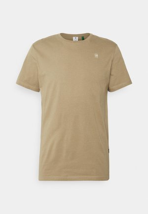 BASE - T-shirt basic - compact jersey o - berge