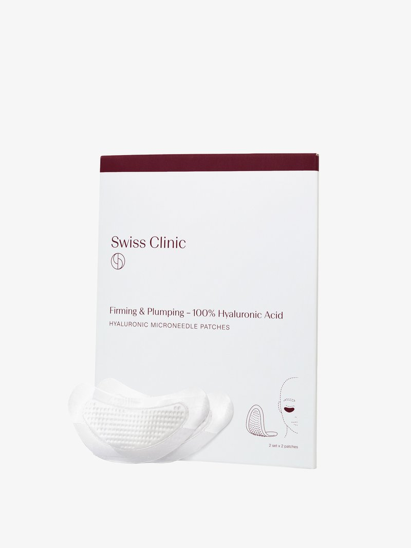 Swiss Clinic - HYALURONIC MICRONEEDLE PATCHES - Eyecare - -