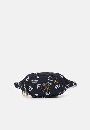 CROSSBODY - Bum bag - black/white