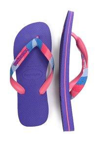 Havaianas - VERANO  - Chanclas de dedo - purple - 3