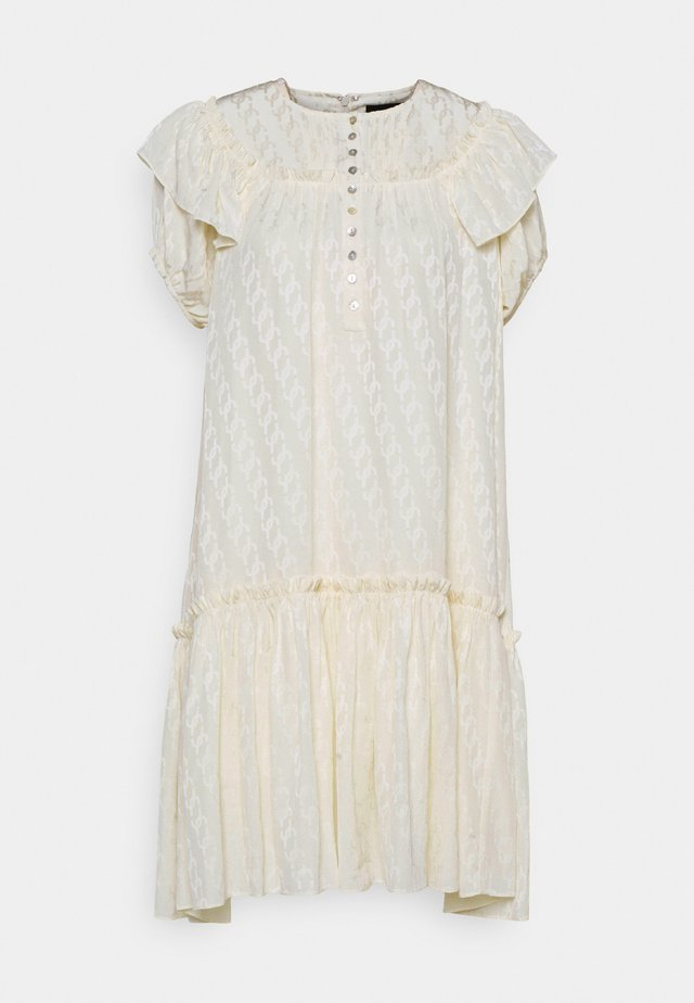 CARLSON DRESS - Robe d'été - vanilla sun