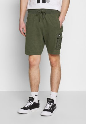M NSW ME SHORT LTWT MIX - Shorts - khaki