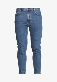 Tommy Jeans - DAD JEAN - Straight leg jeans - blue denim - 4