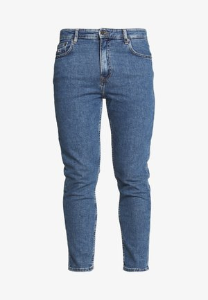 DAD JEAN - Jeans straight leg - blue denim
