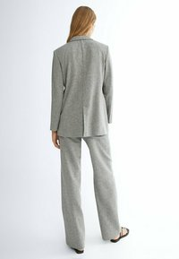 Massimo Dutti - Trousers - grey - 2