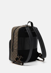 Guess - VEZZOLA BACKPACK UNISEX - Batoh - brown - 1