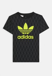 adidas Originals - TEE - T-shirt imprimé - black - 0