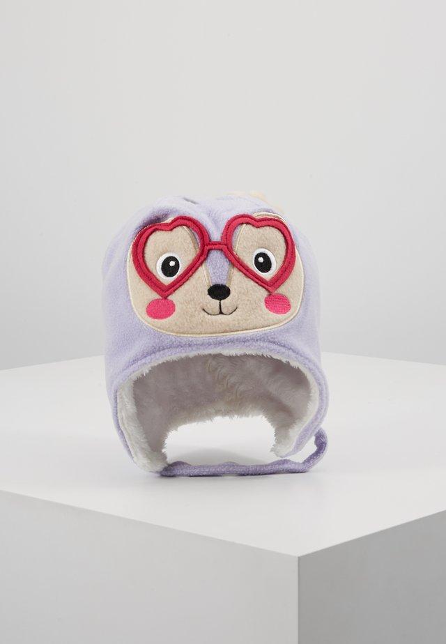 HAT BEAR - Bonnet - purple