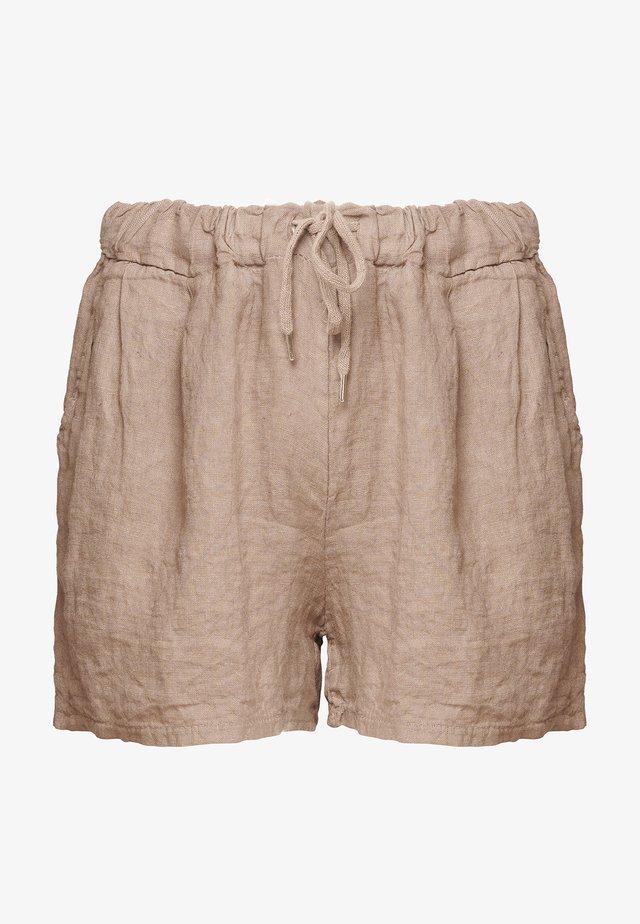 Shorts - nougat