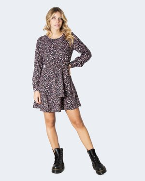 Day dress - fuxia