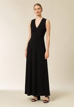 BACK SLIT DRESS MAXI - Occasion wear - black