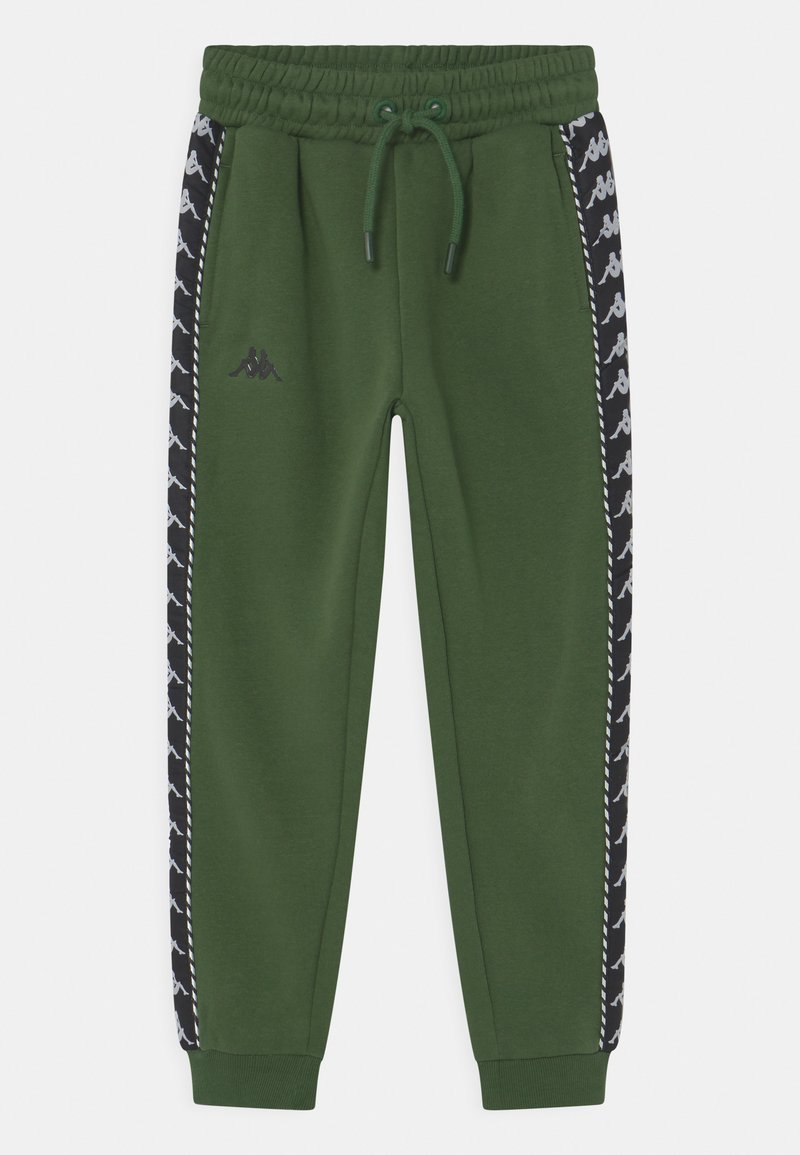 Kappa - IRENEUS UNISEX - Pantaloni sportivi - greener pastures