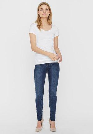 2 PACK - Basic T-shirt - bright white