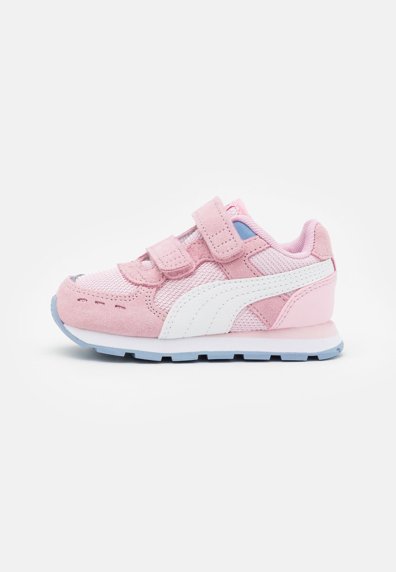 Puma - VISTA - Trainers - pink lady/white/forever blue