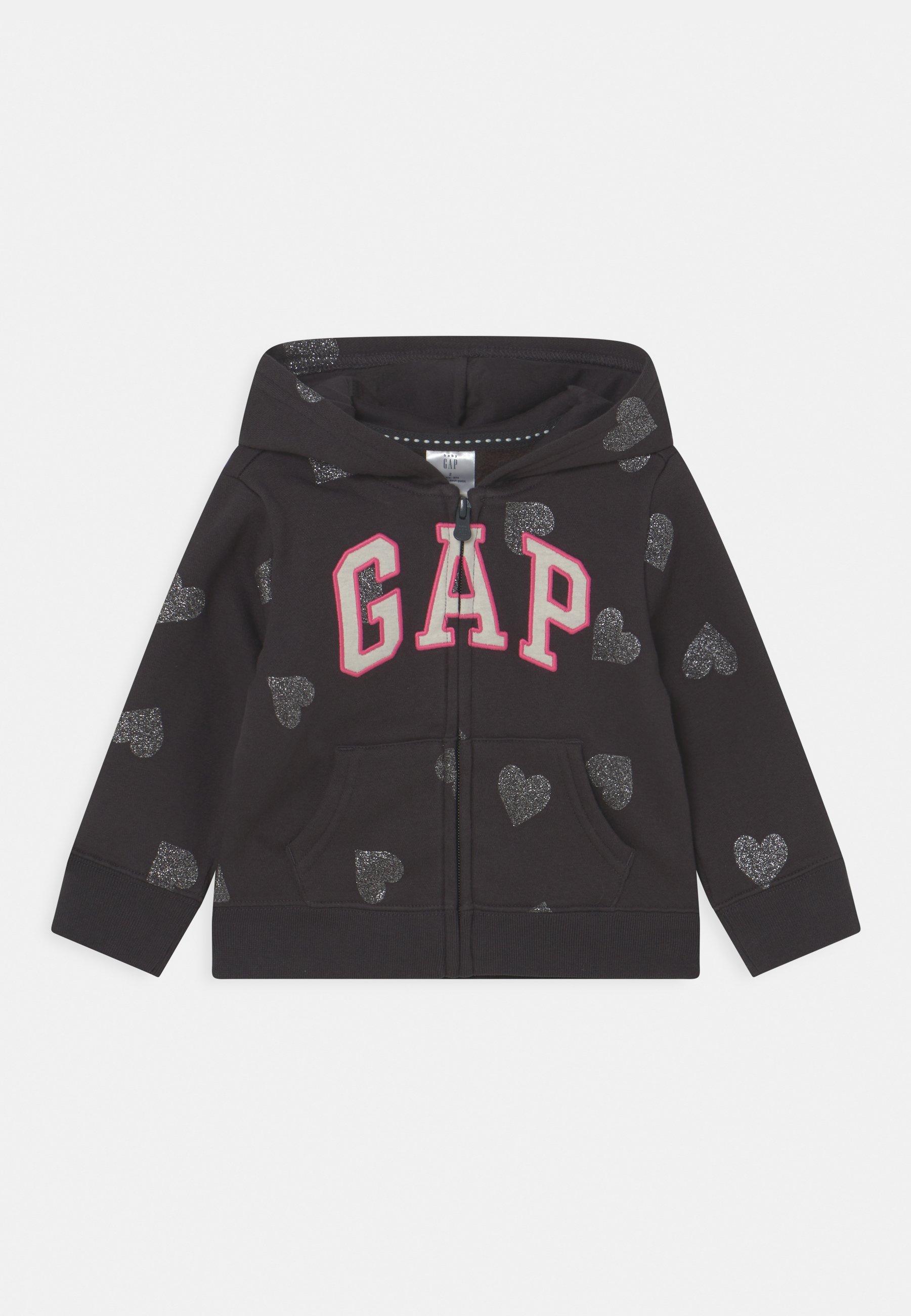 Kids LOGO - Zip-up sweatshirt