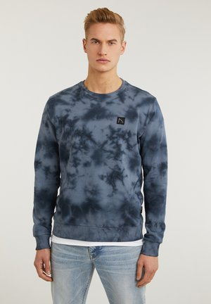 TYREN - Sweatshirt - blue