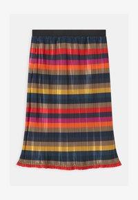 Name it - NKFODSANA - Pleated skirt - tannin - 0