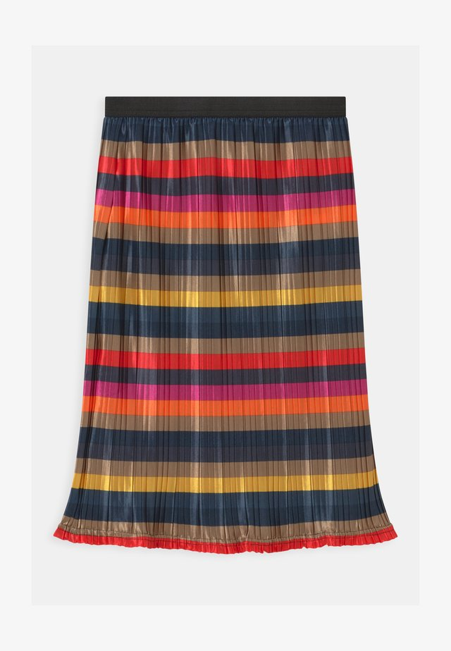 NKFODSANA - Pliceret nederdel /Nederdele med folder - tannin