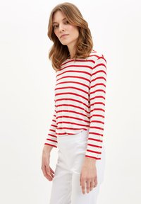 DeFacto - Long sleeved top - red - 3