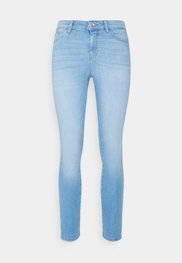 ONLANNE - Jeans Skinny Fit - light blue denim